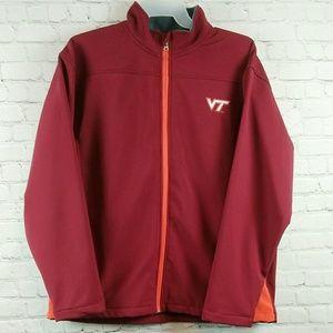Men's XL Virginia Tech Fleece Lined Jacket